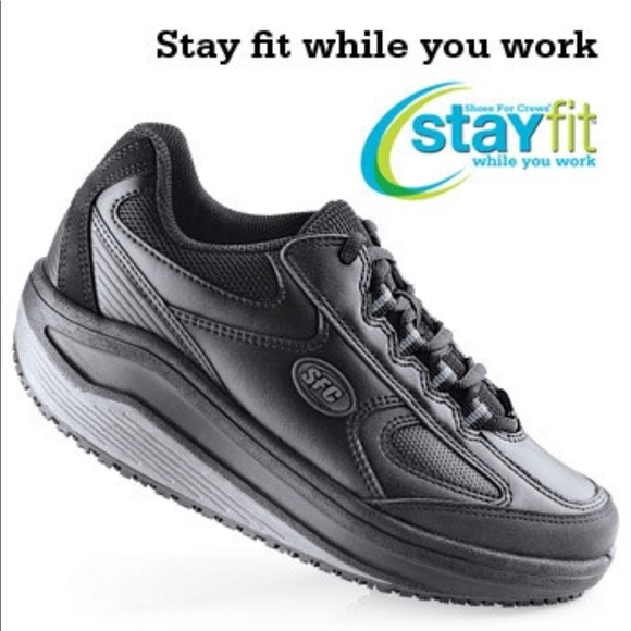 💫Shoes for Crews Safety Shoes Stay Fit Energy💫 0fed0cbde